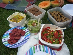 centralpark picnic