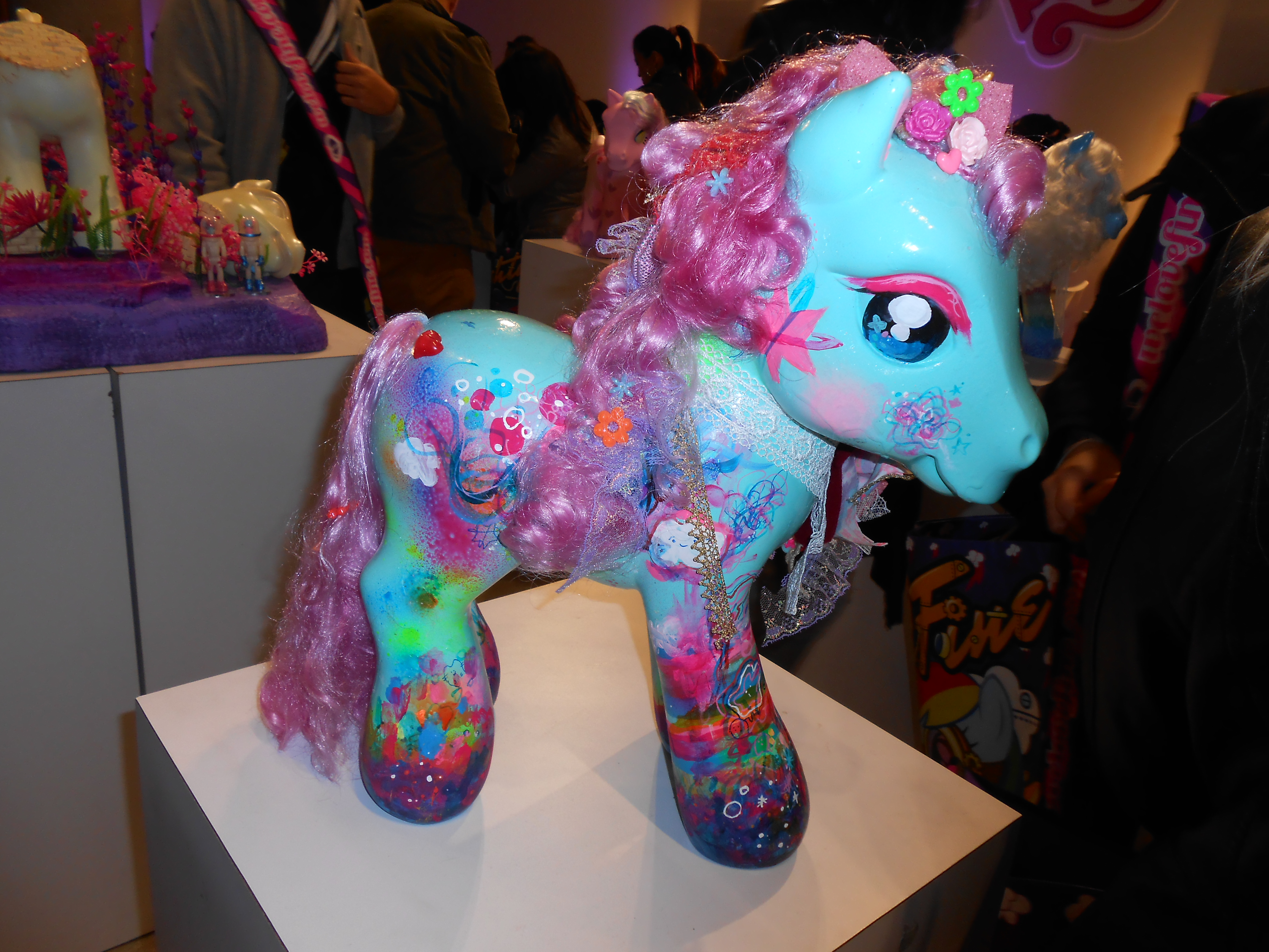 My Little Pony Dress Dine Amp Sparkle