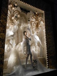 Bergdorf's Window