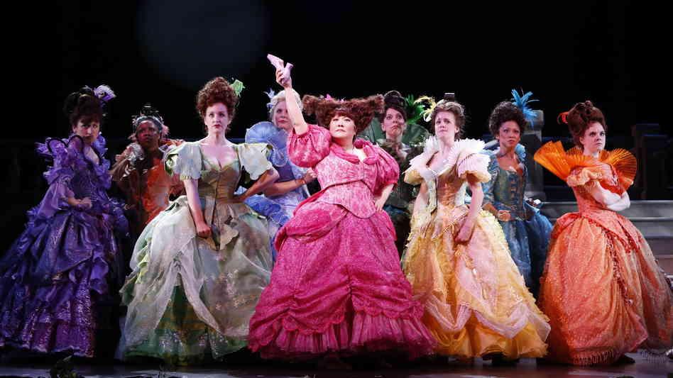 Cinderella on Broadway | Dress, Dine & Sparkle