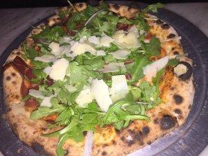 tufino_argula pizza