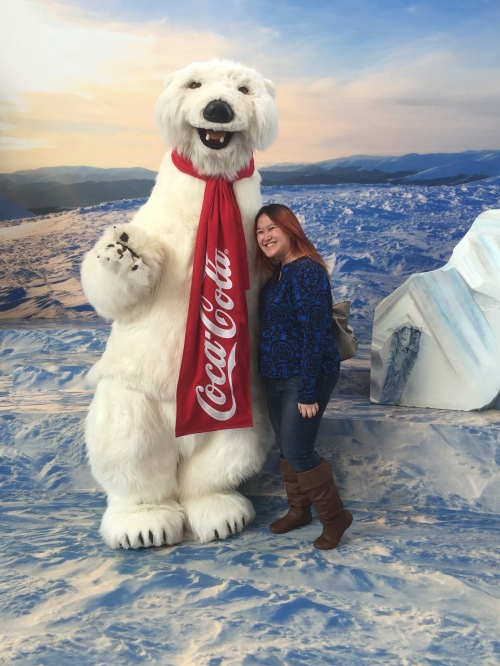 Atlanta_Coca Cola Bear